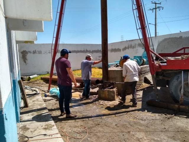 EL cambio de bomba en el pozo de Juárez mejora el suministro de agua: CAPAMH