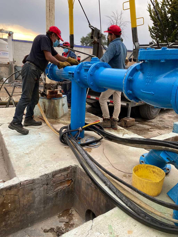 Entregará CAPAMH agua gratuita en comunidades afectadas por problemas en el pozo de San Antonio