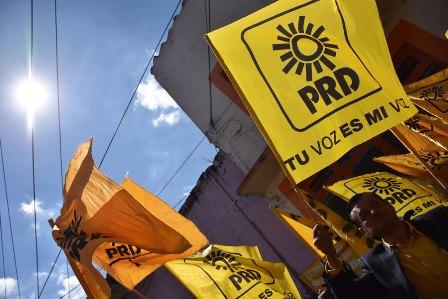 Insiste Cambrón en que el PRD no desaparecerá en Tlaxcala