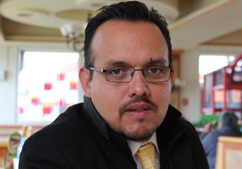PRD va contra el gobernador ante el TEPFJ: Juan Manuel Cambrón