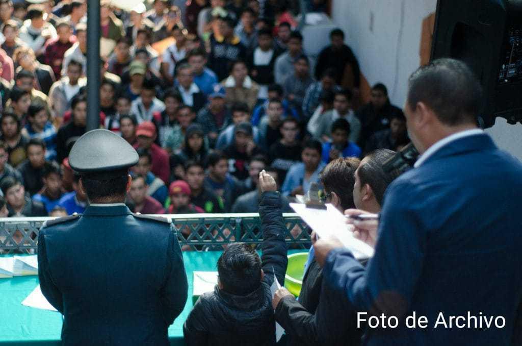 Entregará Gobernación de la capital pre cartillas de SMN