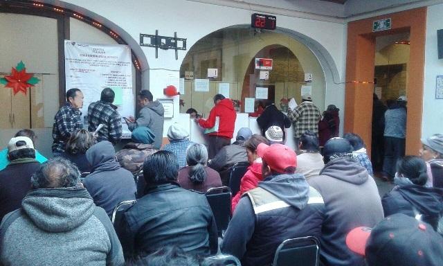 Aplica Ayuntamiento capitalino descuentos en cobro del predial
