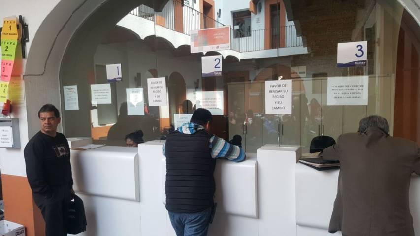 Continúan descuentos por pago de predial en el municipio de Tlaxcala