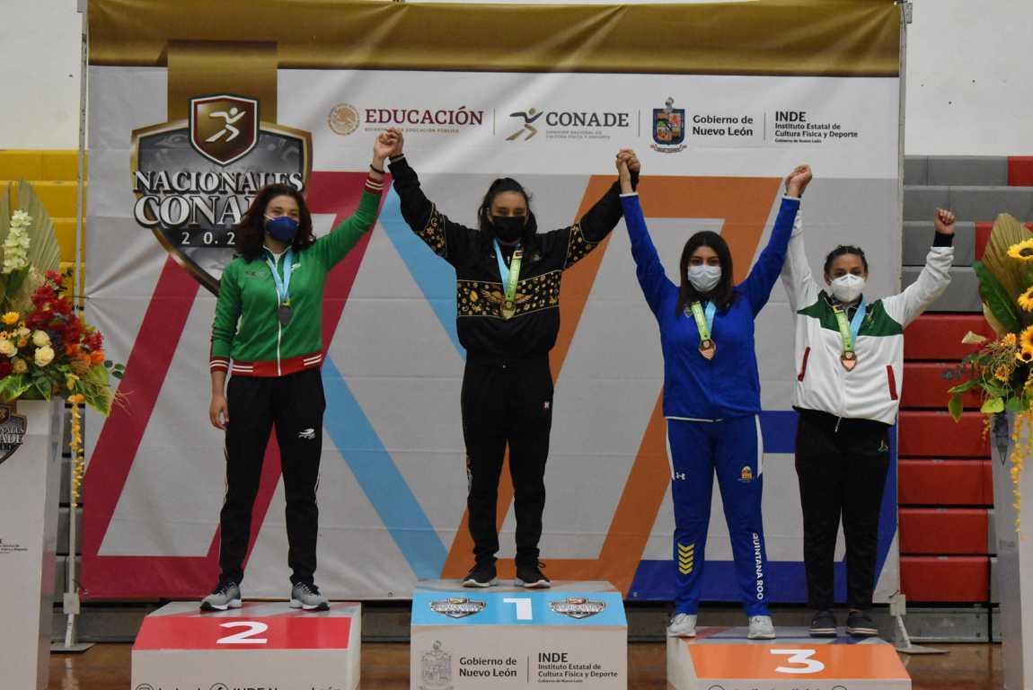 Gana el judo tlaxcalteca dos medallas de plata en Juegos Nacionales
