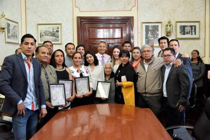 Entrega Anabell Ávalos Premio Municipal del Deporte 2019