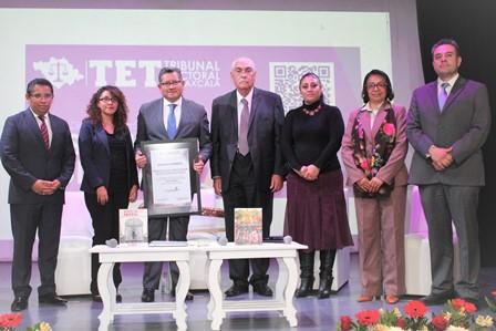 """Presenta TET su revista digital """"Justicia Abierta"""""""