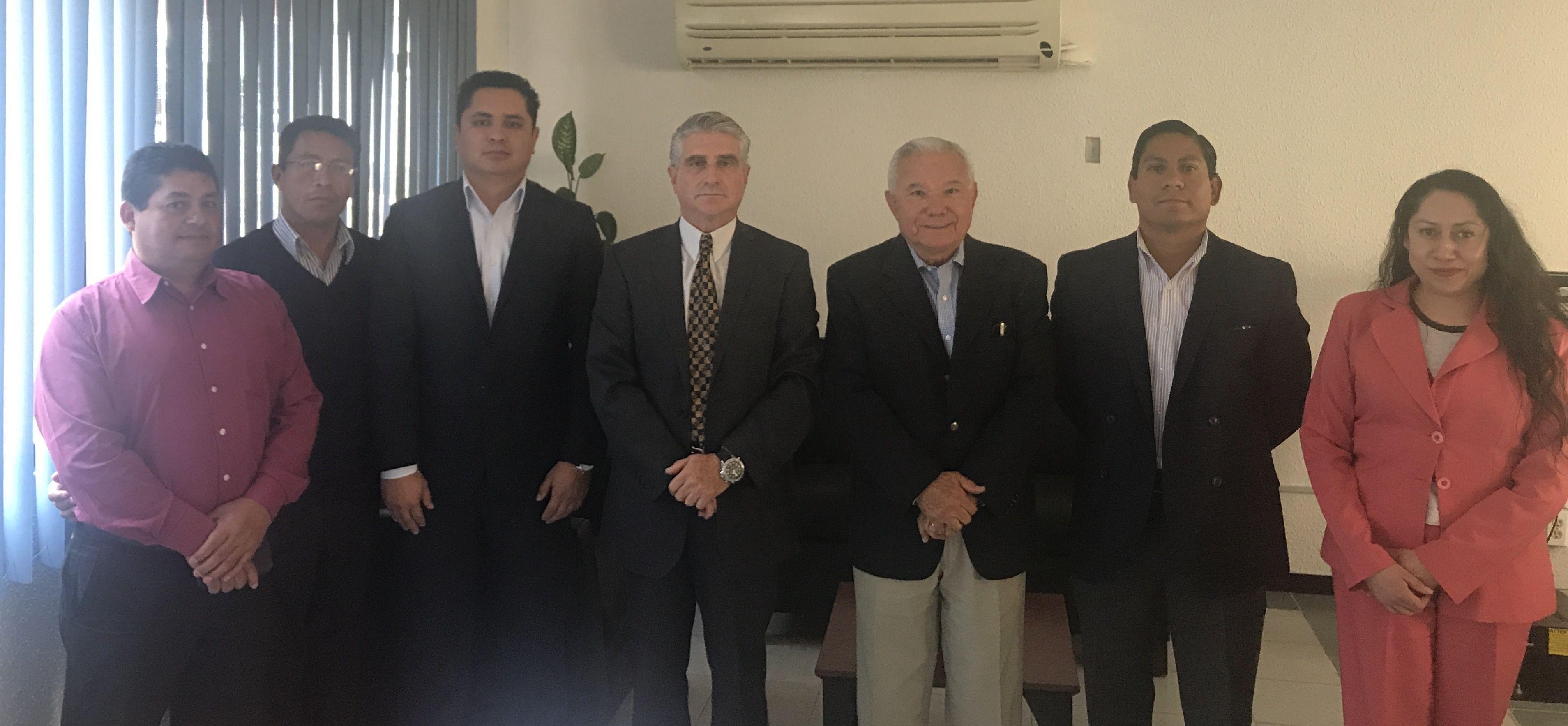 Presentan a nuevo delegado de la SEGOB en Tlaxcala, Gerardo Bernardi