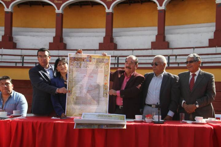 Presentan el programa de actividades por el 493 aniversario de la ciudad de Tlaxcala