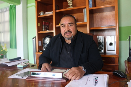 Alcalde alista el arranque de diferentes obras en Xicohtzinco