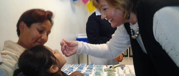 Arranca SMDIF de Ixtacuixtla Semana Nacional de la Salud