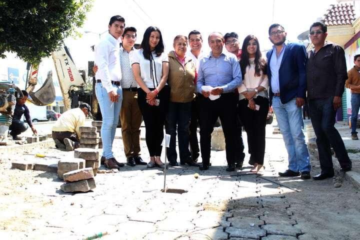 TOA mejora la calidad de vida, rehabilitando drenaje en Xochicalco