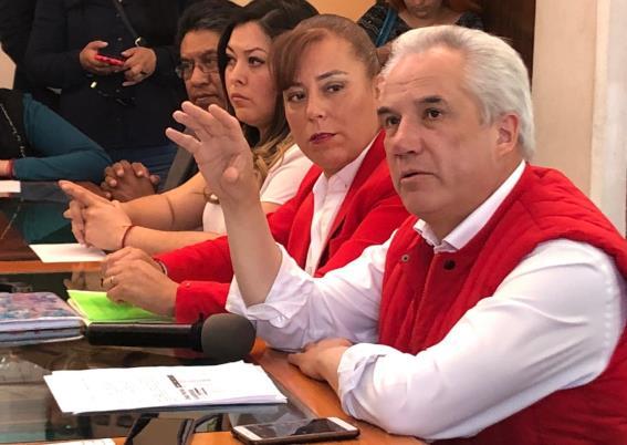 Diputada del PRI dice que es transparente el destino de recursos