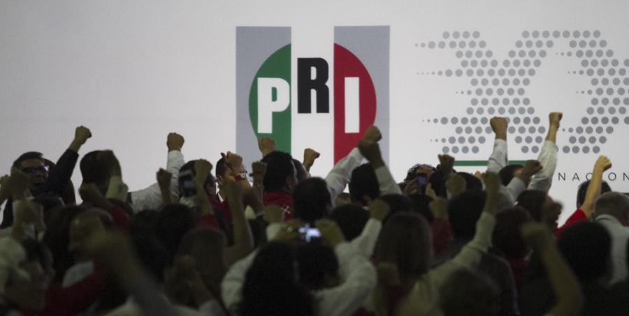 Priístas piden a Mena y a Juárez Cisneros castigo a traidores