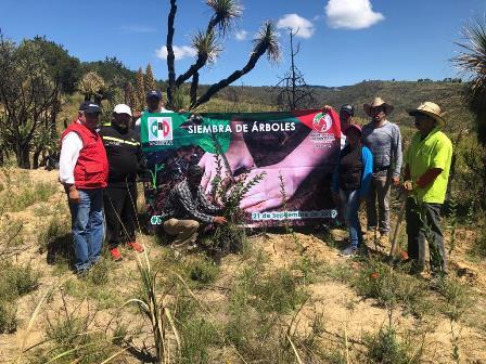 PRI Tlaxcala se suma a la primera jornada de gestión ambiental
