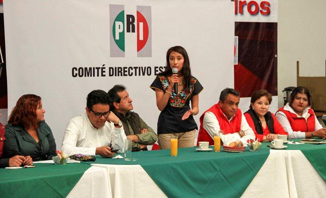 Patricia Morales nueva líder estatal de la Red Jóvenes X México