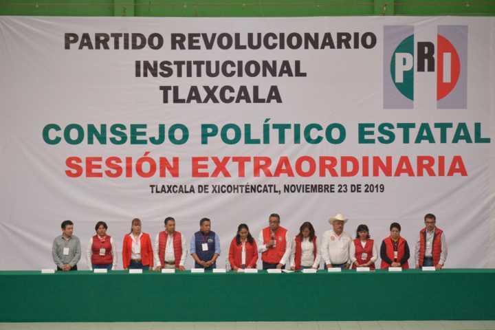 El PRI no cambia y va por el