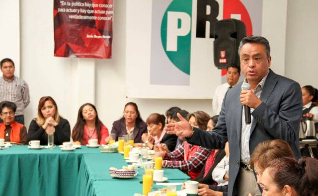 Descartan ajuste de candidaturas locales en el PRI de Tlaxcala