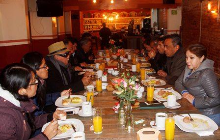 Realiza PRI reunión con organizaciones y sectores de partido