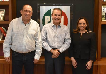Designan Héctor H. Gutiérrez de la Garza como Secretario de Organización del CEN del PRI