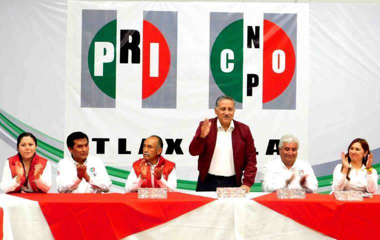 CNOP refuerza trabajo de los candidatos en Tlaxcala