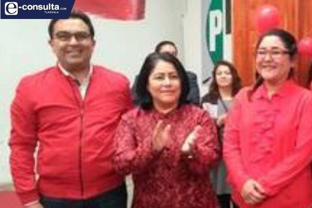 La priísta Elba Esther Gordillo de Tlaxcala sigue de transa
