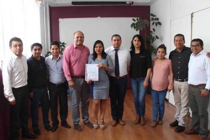 Santa Cruz Tlaxcala, primer lugar en la entrega de cuenta pública 2019
