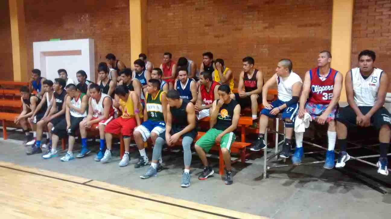 Inicia el viernes Liga Nacional de Básquetbol en Tlaxcala