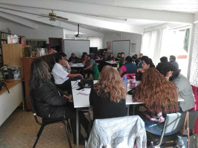 Maestros concluyen con éxito cursos de actualización impartidos por la UNAM
