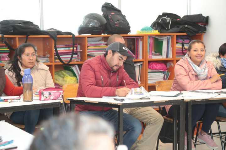 Participan maestros en diplomados del Prodep