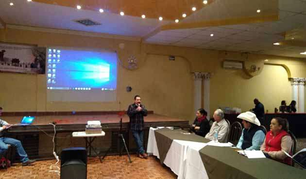 Buscan Palafox y universitarios de Chapingo fortalecer el agro