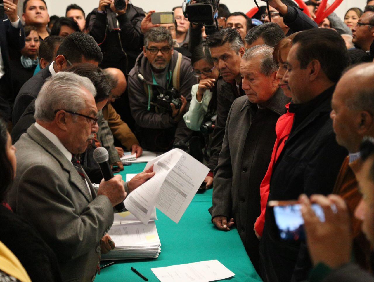 Planchada la llegada de Florentino Domínguez al PRI en Tlaxcala