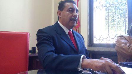 Titular del SEPUEDE minimiza su aspiración a la gubernatura