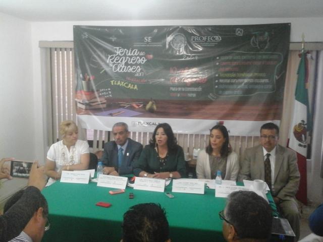 Descuentos hasta del 40% en Feria de Regreso a Clases en Tlaxcala