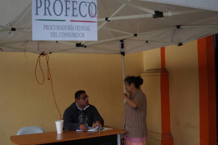 Ayuntamiento y PROFECO regularizan de instrumentos de medición