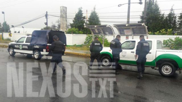 Unidad oficial de Profepa resultó ser robada; es ubicada en operativo