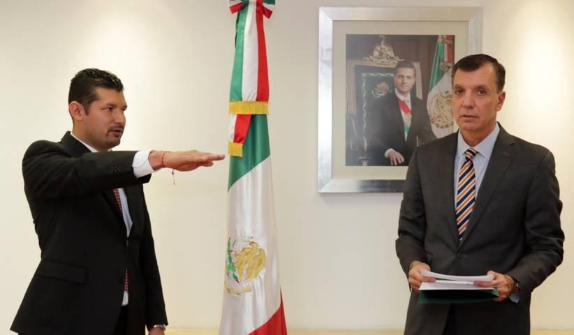 Asume Ricardo Heredia Campuzano cargo como delegado federal de la Profepa en Tlaxcala