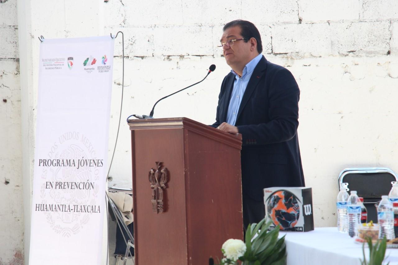 Con el recurso del PRONAPRED apoyaremos a grupos vulnerables: alcalde