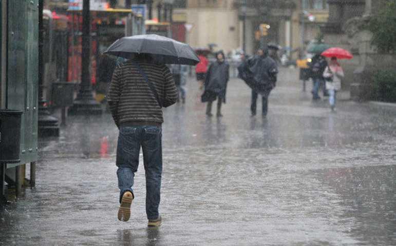 Durante las próximas horas se prevén lluvias intensas en Michoacán, Guerrero y Oaxaca