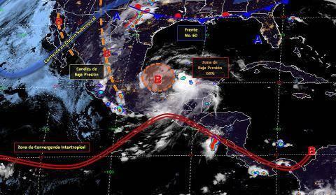 Continuarán las lluvias en diversas zonas de Tlaxcala