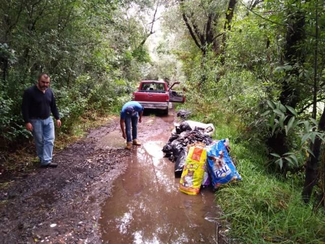 Refuerza Protección Civil de Xicohtzinco medidas para prevenir inundaciones
