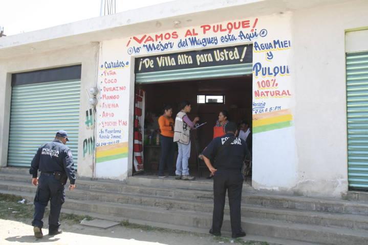 Realiza Protección Civil operativos de sanidad a negocios establecidos