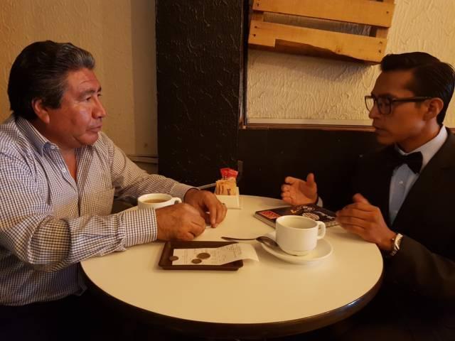 Prioriza Marco Mena seguridad ciudadana y capacitación a PC: Joaquín Pluma