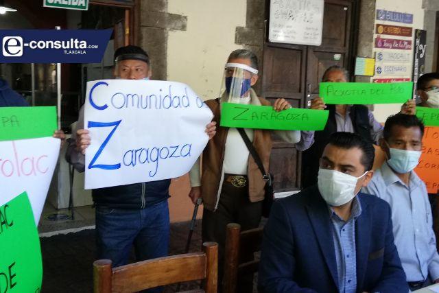 Aspirante a edil de Totolac quiere juicio político contra Giovanni Pérez