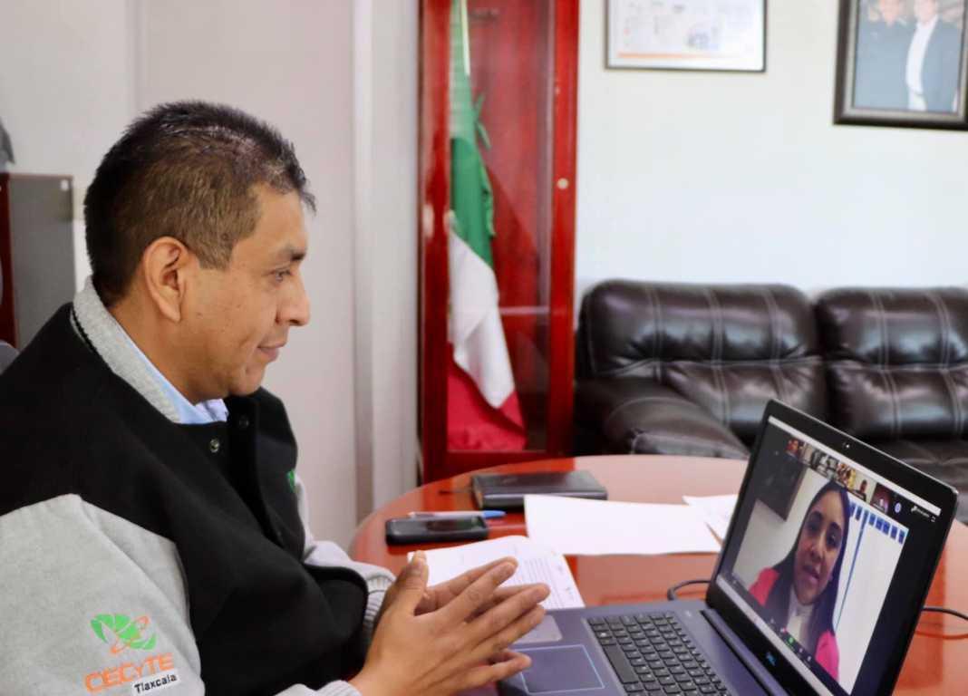 CECyTE Tlaxcala capacita a personal sobre Protocolo para la Prevención, Atención y Sanción del Acoso Sexual
