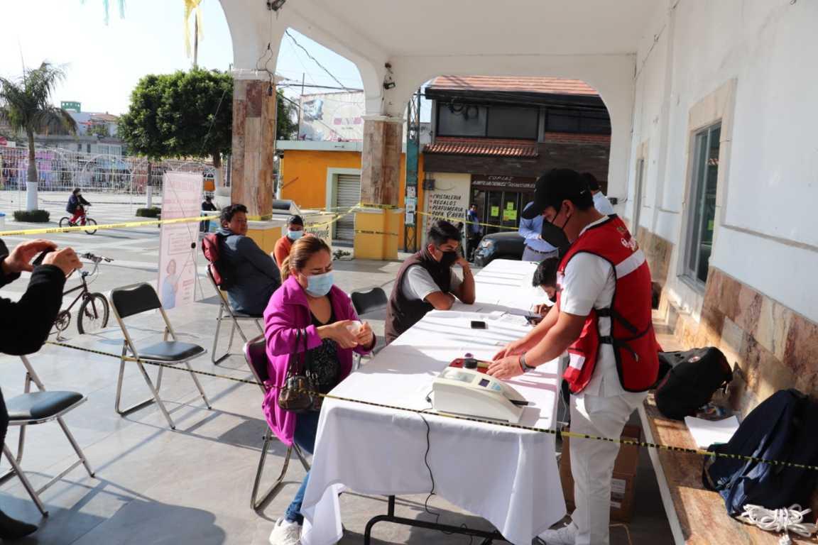 Invitan en Xicohtzinco a realizarse prueba rápida gratuita para detectar enfermedades renales