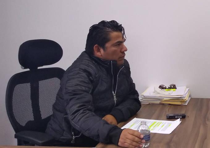 José Luis Garrido Cruz mantiene compromisos firmes con el distrito VII