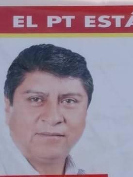 Peligra PT en onceavo distrito, José de Jesús Paredes enfrenta proceso