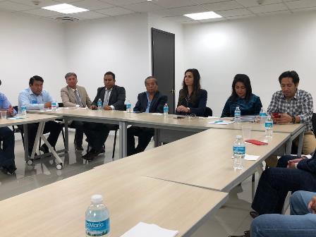 Buscan alcaldes de Tlaxcala recursos en la Conade