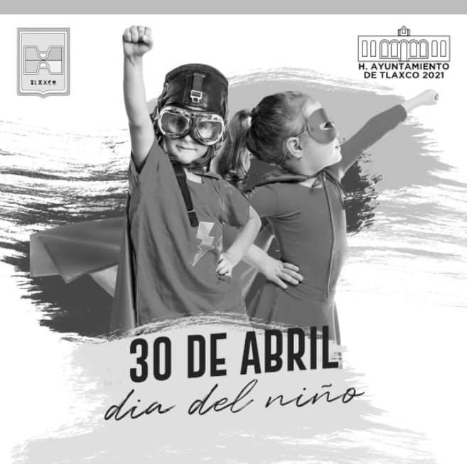 Día Del Niño En Tlaxco