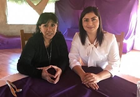 Impulsarán alcaldesas de Puebla y Tlaxcala acciones para sanear ríos